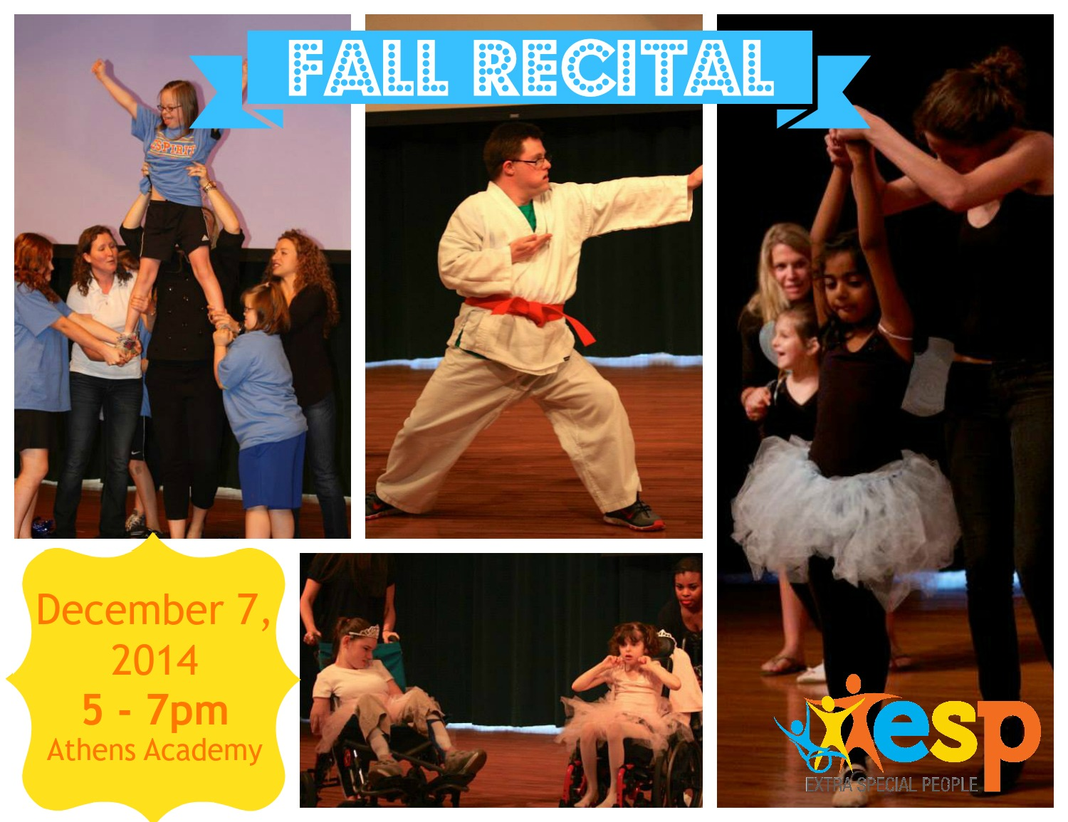 ESP Fall Recital