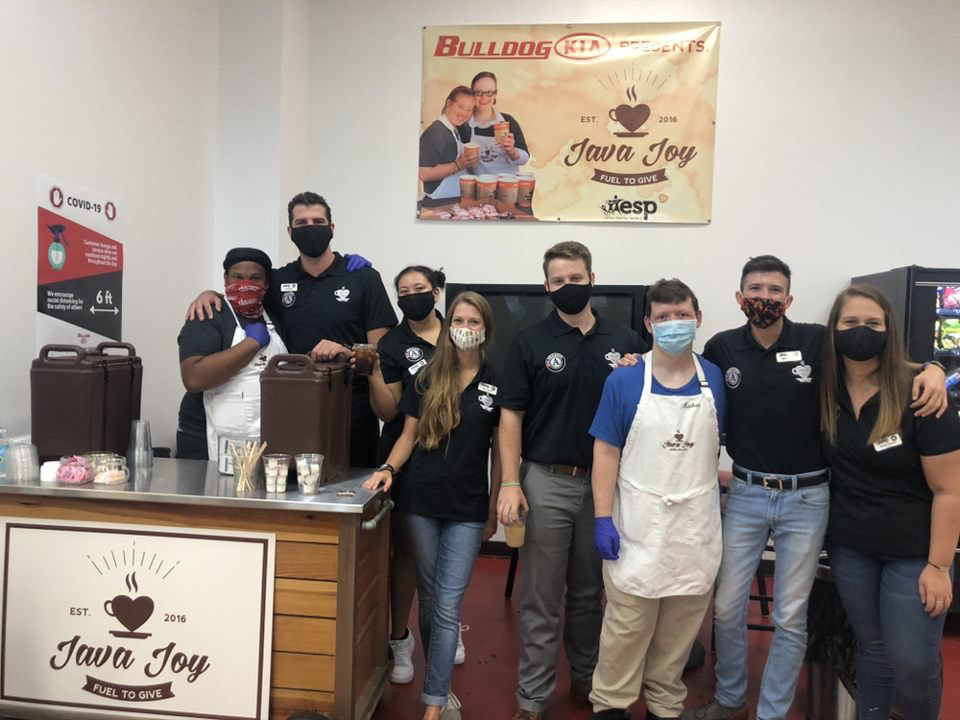AmeriCorps Members Bring the Java: Participants Bring the Joy
